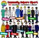 Community Helpers Clipart (Careers)