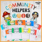Community Helpers Unit, Community Workers Booklet