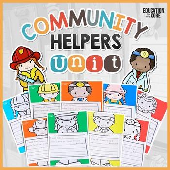 Community Helpers, Community Workers