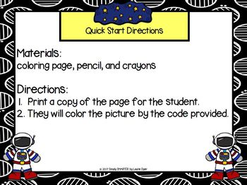 Community Helpers Color By The Code:  NO PREP Math Activities