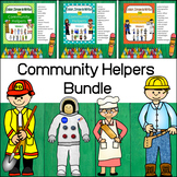 Community Helpers - Color, Draw & Write (Bundle)