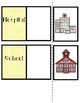Community Helpers, Community Buildings Match Freebie!