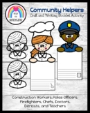 Community Helpers Craft and Writing Activities for Literac