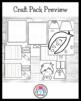 Community Helpers Craft and Writing Pack: Doctor, Dentist, Teacher, General