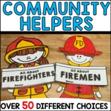 Community Helpers, Community Workers Unit