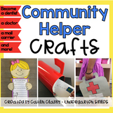 Community Helpers Crafts / Careers Crafts