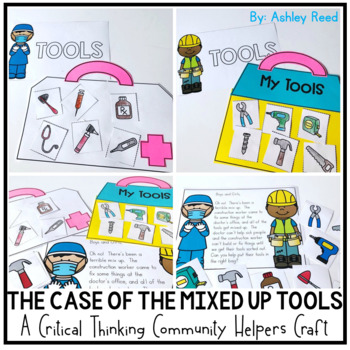 Community Helpers Critical Thinking Craft