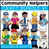 community helpers craft teaching resources teachers pay teachers