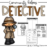 Community Helpers: Detectives