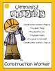 Community Helpers - Differentiated Reading Passages & Poster Set