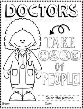 Community Helpers: Doctor