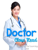 Community Helpers: Doctor Close Read