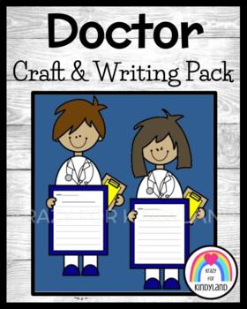 Doctor Craft & Writing (Community Helpers)
