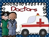 Community Helpers - Doctors Emergent Reader