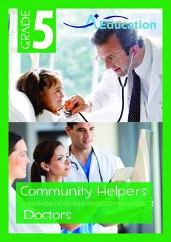 Community Helpers - Doctors - Grade 5