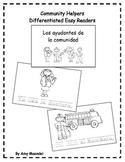Community Helpers Easy Readers