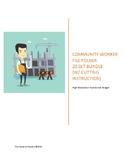 File Folder - Community Helpers (Set of Twenty)