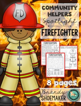 Community Helpers: Firefighter