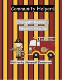 Community Helpers Emergent Reader - Firemen Help Us