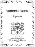 Community Helpers Flipbook
