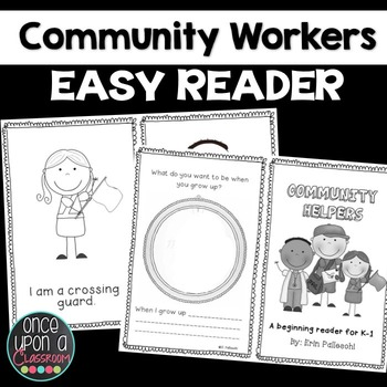 Community Helpers - Free Reader