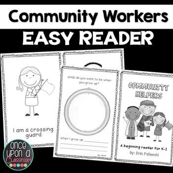 Community Helpers - Free Reader