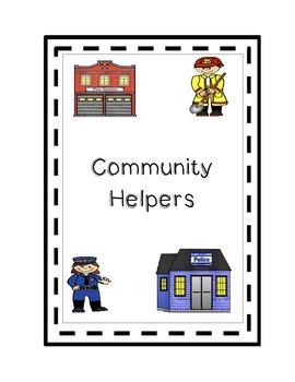 Community Helpers Fun!