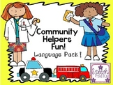 Community Helpers Language