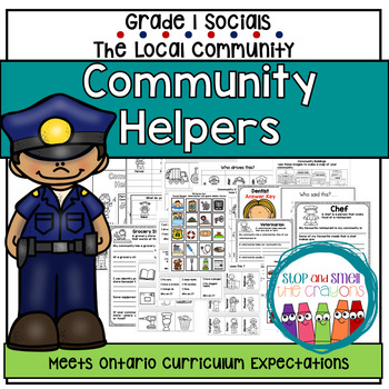 Community Helpers - Grade One The Local Community