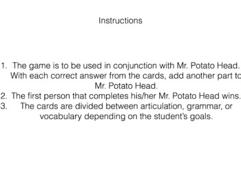 Community Helpers Grammar and Vocabulary Game