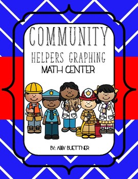 Community Helpers Graphing