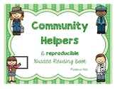 Community Helpers Reproducible Guided Reading Book