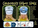 Community Helpers {Hats for Community Workers}