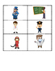 Community Helpers - I Have Who Has - Easy