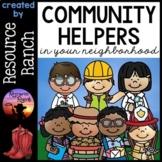 Community Helpers First Grade