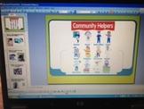 Community Helpers / Jobs & Careers PowerPoint