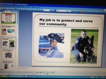 Community Helpers / Jobs & Careers PowerPoint