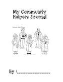 Community Helpers Journal