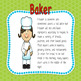 Community Helpers Lesson plans & Writing activity