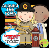 Community Helpers: Nouns, Syllables, Fluency