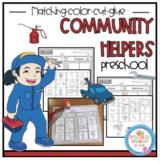 Community Helpers Match