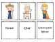 Community Helpers Matching Game- Community Helper to Name