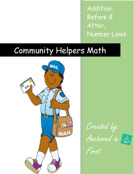 Community Helpers Math