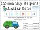 Community Helpers Math & Literacy Pack (CCSS)