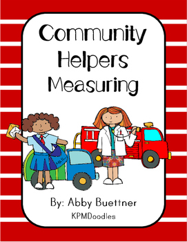 Community Helpers Measuring Center