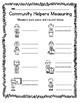 Community Helpers Measuring Center