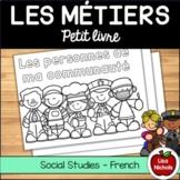 Community Helpers Mini Book FR