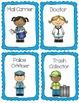 Community Helpers Mini Literacy Unit