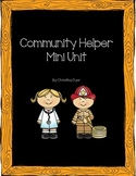Community Helpers Mini Literacy Unit