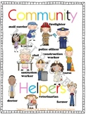 Community Helpers Mini Packet